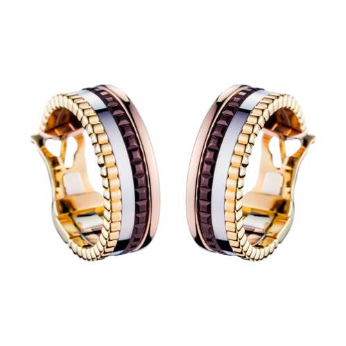 Boucheron Quatre Classique Hoop Earrings