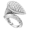 Boucheron Serpent Boheme large ring