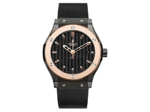 Hublot Classic Fusion Ceramic Gold 38mm 565.CP.1780.RX