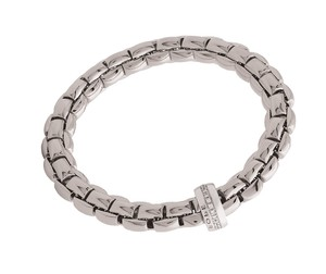 Fope браслет FLEX'IT EKA White Gold Diamonds 604B BBR WG