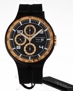 Porsche Design Flat Six chronograph P6360 ref.6360.46.44.1254