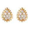 Boucheron Serpent Boheme small ear studs