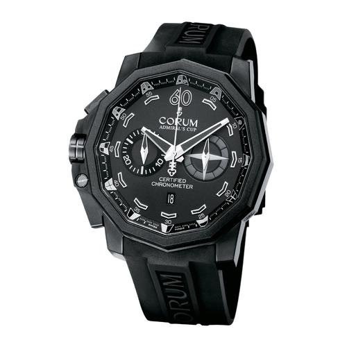 Corum Admiral's Cup 50 Seafender Chrono LHS Watch 753.231.95/0371 AN13