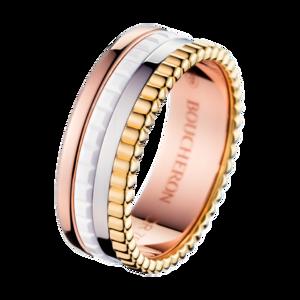 Boucheron Quatre White Edition Small Ring