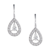 Boucheron Ava Pear Earrings