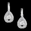 Boucheron Ava Pear Earrings