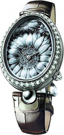 Breguet Reine de Naples Cammea (WG / Diamonds) 8958BB/51/974 D00D