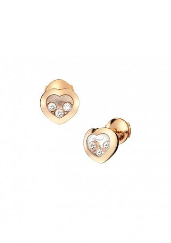 Серьги Chopard Happy Diamonds Icons 839203-5001