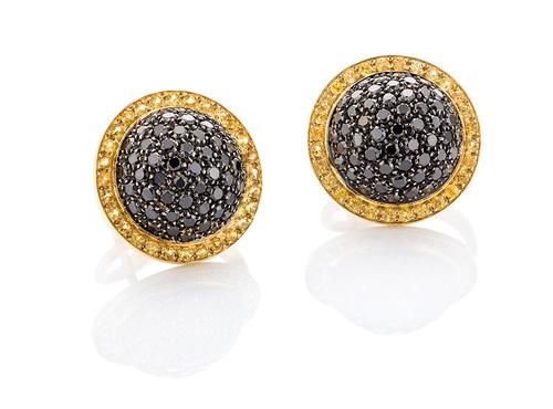 Cantamessa Circle Earrings EPH 1311