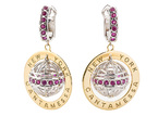 Cantamessa Sphere Earrings ESR 1229