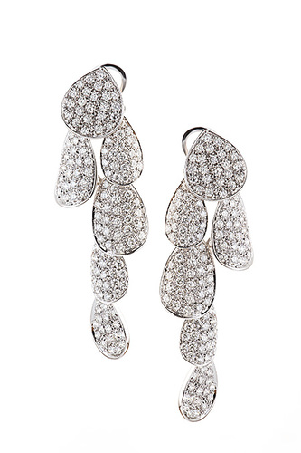 Cantamessa Leaves Earrings PER 691