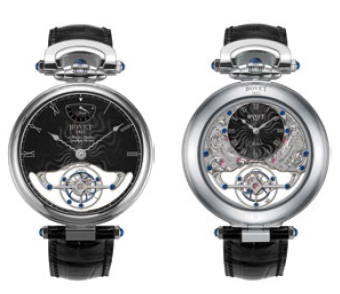 Bovet Fleurier Amadeo 45 7-Day Tourbillon Reversed Hand-Fitting AIF0T002-GO
