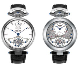 Bovet Fleurier Amadeo 45 7-Day Tourbillon Reversed Hand-Fitting AIF0T016-GO