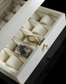 Шкатулка для хранения часов Agresti La Teca Bianca 3215