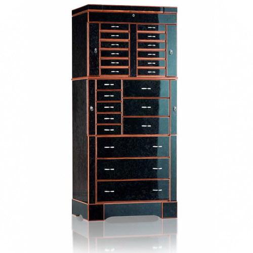 Шкаф для драгоценностей Agresti Lo Scrigno Nero 990