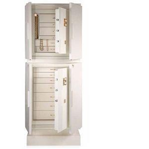 Шкаф-комод с двумя сейфами Agresti Magia Bianca 9499 Double