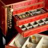 Шкаф для драгоценностей Agresti Oro Rosso 9055