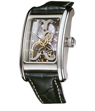 Audemars Piguet Edward Piguet Tourbillon (Platinum / Skeleton / Leather) 25924PT.OO.D002CR.01