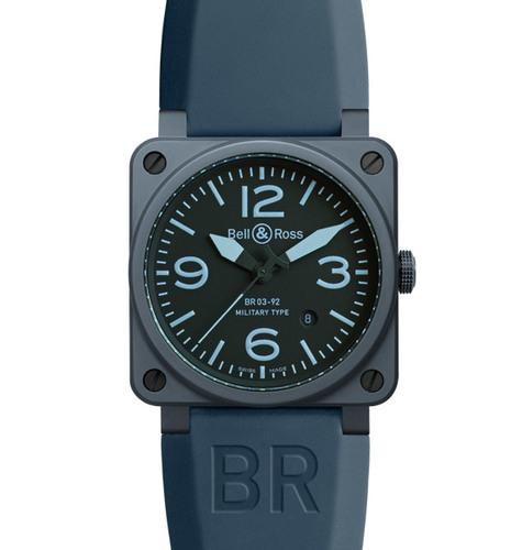Bell & Ross BR 03-92 Blue Ceramic