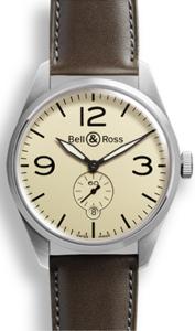 Bell & Ross BR 123 Original Beige