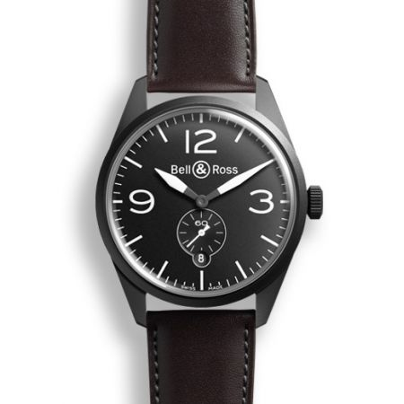 Bell & Ross BR 123 Original Carbon