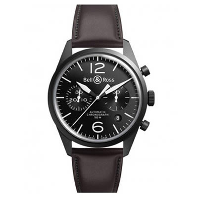Bell & Ross BR 126 Original Carbon