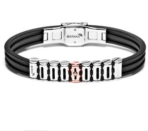 Мужской браслет Men's Bracelet Baraka BR251101RODB