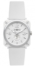 Bell & Ross BR S White Ceramic