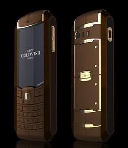 GoldVish Equilibrium Chocolate Gold