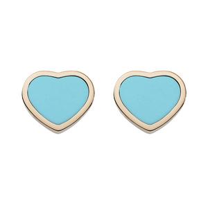 Серьги Chopard Happy Hearts 839482-5401