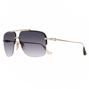 Chrome Hearts L'DEATIT II Matte Black/Gold Plated-Uni Carbon-With Cross