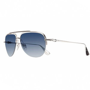 Chrome Hearts L'DEATIT I Brushed Silver-CTEK-With Cross