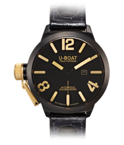U-BOAT Classico Golden Crown 45 Ref.1216