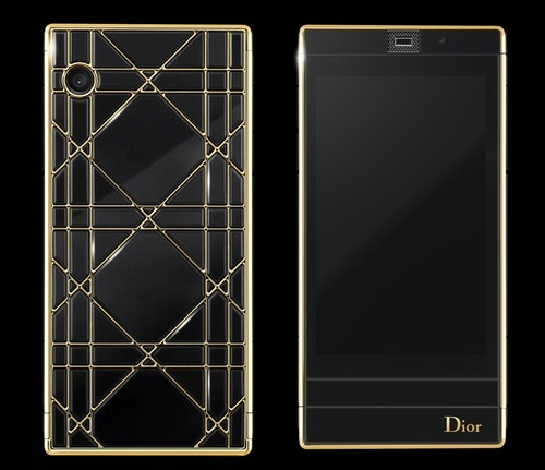 DIOR BLACK & GOLD