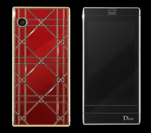 DIOR RED & GOLD