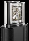 Настольные часы Buben & Zorweg Ellipse Grand Revers Double Tourbillon Rhodium