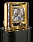 Настольные часы Buben & Zorweg Ellipse Grand Revers Extreme Double Tourbillon