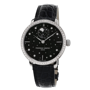 Frederique Constant Slimline Moonphase Stars Manufacture FC-701BSD3SD6