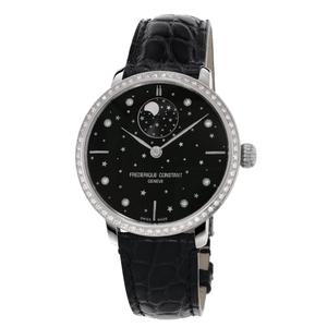 Frederique Constant Slimline Moonphase Stars Manufacture FC-701BSD3SD6