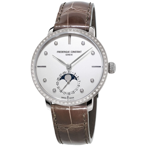 Frederique Constant Manufacture Slimline Moonphase FC-703SD3SD6