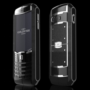 GoldVish Equilibrium BLACK MONZA