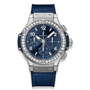 Hublot Big Bang Steel Blue Diamonds 41 mm 341.SX.7170.LR.1204