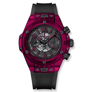 Hublot Big Bang Unico Red Sapphire 45mm 411.JR.4901.RT