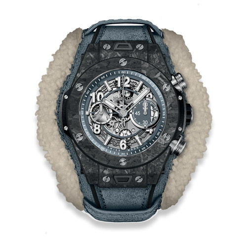 Hublot Big Bang Unico Frosted Carbon 45mm 411.QK.7170.VR.ALP18