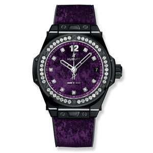Hublot Big Bang One Click Italia Independent Purple Velvet 39mm 465.CS.277V.NR.1204.ITI17