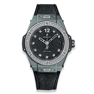 Hublot Big Bang One Click Italia Independent Dark Grey Velvet 39mm 465.FX.277F.NR.1204.ITI18