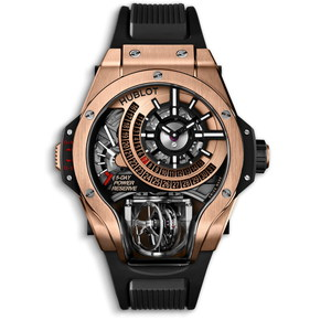 Hublot MP-09 Tourbillon Bi-Axis King Gold 49mm 909.OX.1120.RX