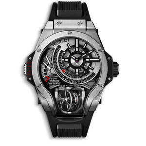 Hublot MP-09 Tourbillon Bi-Axis Titanium 49mm 909.NX.1120.RX