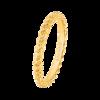 Boucheron Serpent Boheme Yellow Gold Wedding Band