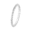 Boucheron Serpent Boheme White Gold Wedding Band